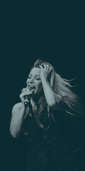 Grammy nominated American icon—Taylor Dayne