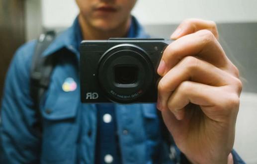Ricoh GR II—my EDC camera?
