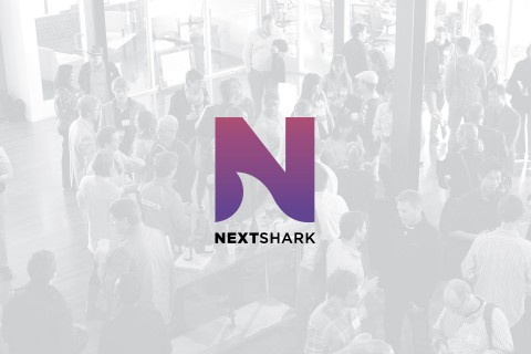 NextShark Identity Design Process