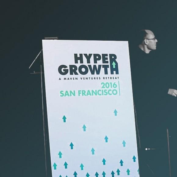 Insider event for hypergrowth startups
